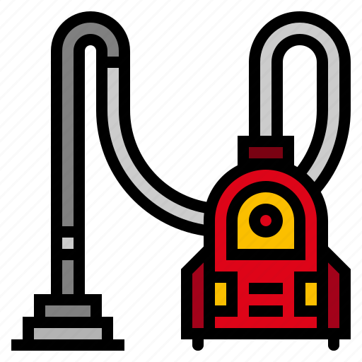 electrical, vacuum icon