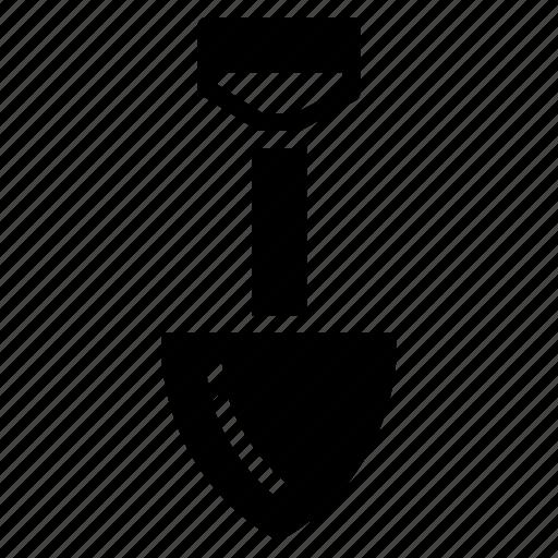 construction, farm, garden, gardening, shovel, tool, tools icon icon