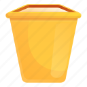border, business, container, farm, food, technology icon