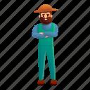 person, food, bearded, retro, business, farmer