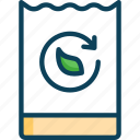 compost, fertiliser, fertilizers, manure, organic recycling icon
