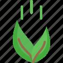feed, feeding plant, go green, plant icon