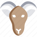 animal, goat, goats, mutton, sheep icon