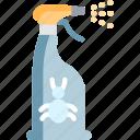 atomizer, pesticide spray, pesticides, spraytool icon