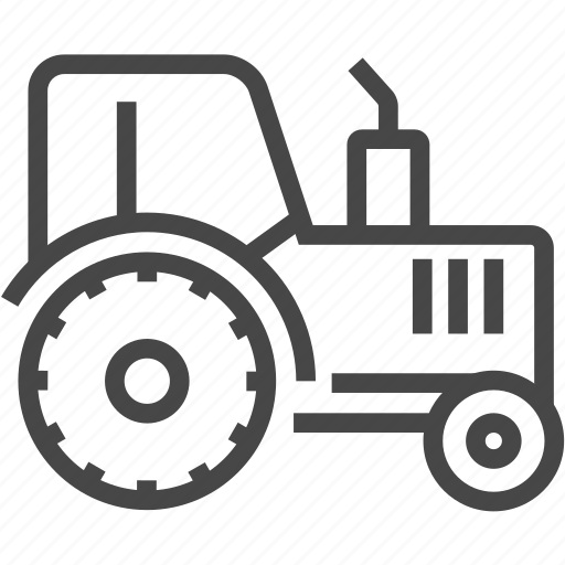Agriculture, farming, tractor icon - Download on Iconfinder