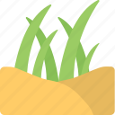 agriculture, farm field, farming, farmland, greenery icon