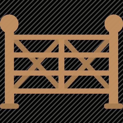 door, entrance, fence, gate, iron gate icon
