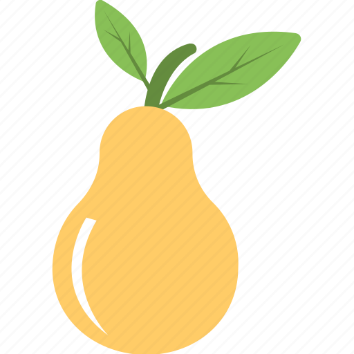 agriculture, fruit, healthy eating, healthy food, pear icon