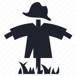 bogle, bogy, bugaboo, farm, farming, man, scarecrow icon