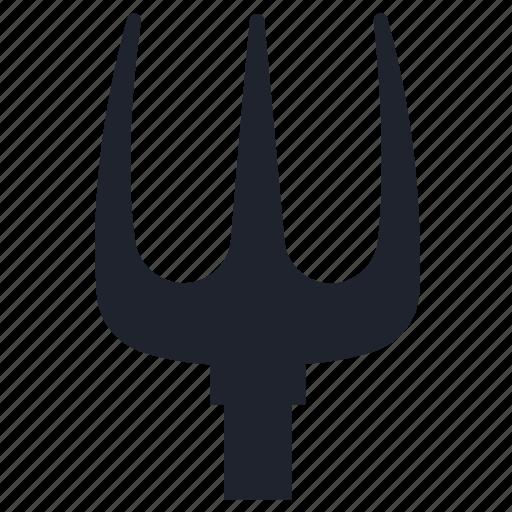 farm, farming, fork, instrument, pitchfork, tools, work icon