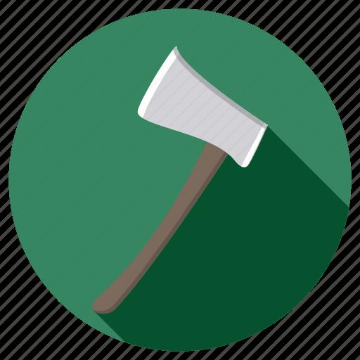 axe, equipment, farm, repair, tool, tools icon