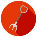 equipment, farming, fork, repair, tool icon