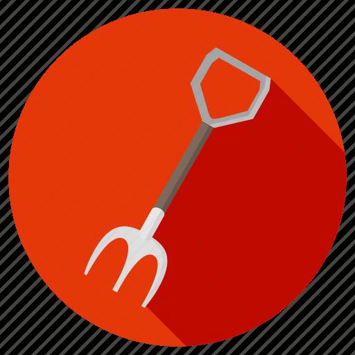 equipment, farming, fork, repair, tool icon