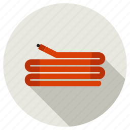 hose, tools, water icon