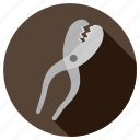 equipment, plier, repair, tool icon