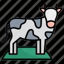 cow, animal, farm, farming, milk, mammal, animals