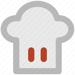 chef, chef cooking, chef hat, cook, cooking cap, cuisine, restaurant icon