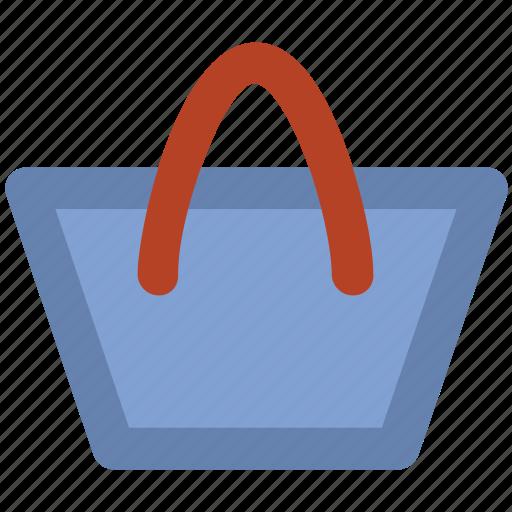 Bag, carryall bag, holdall, reusable bag, shopping bag, shoulder bag, tote icon - Download on Iconfinder