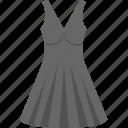 halter dress, summer women dress, sundress, women clothes, women dress icon