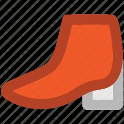 ankle shoes, fashion accessory, male shoes, men footwear, riding boot, shoe, unisex shoe icon