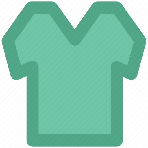 clothes, clothing, garment, half sleeves, shirt, sports wear, tee icon