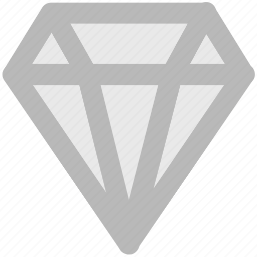 diamond, event, gemstone, gift, happiness, jewel, precious stone icon