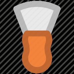 barber, hygiene, shaving accessory, shaving brush, shaving equipment, toiletries icon