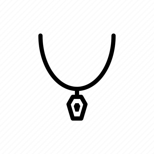 Diamond, fashion, necklace icon - Download on Iconfinder