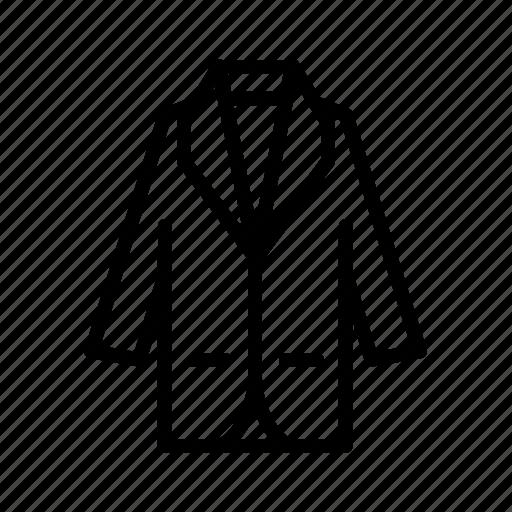 cloak, fashion, jacket icon