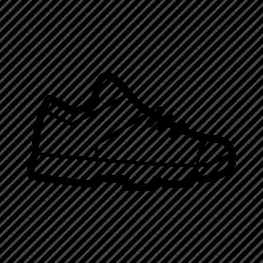 fashion, shoe, sport icon