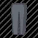 fashion, pants, trousers icon