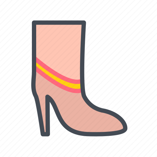 Fashion, shoe, woman icon - Download on Iconfinder
