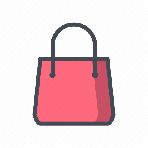 bag, fashion, woman icon
