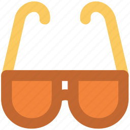 eyeglass, eyeshades, glamour, goggles, spectacles, style, sunglasses icon