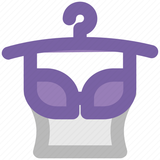 bra, brassiere, clubwear bra, fashion, hot, ladies undergarment, sexy, undergarment icon