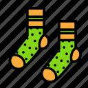accesories, clothing, fashion, socks