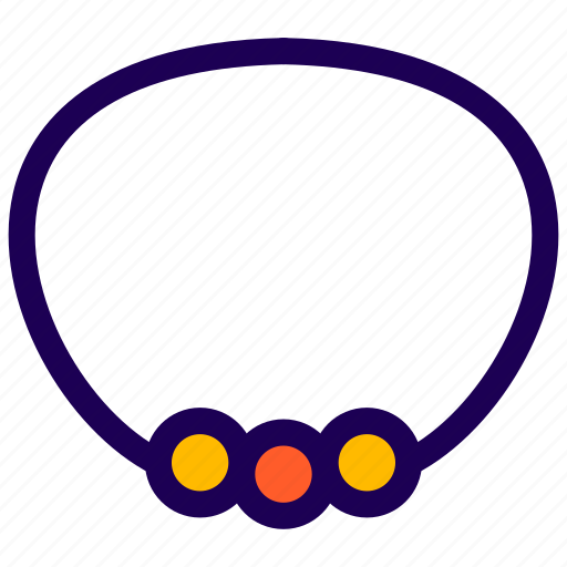 Jewel, jewelery, necklace icon - Download on Iconfinder