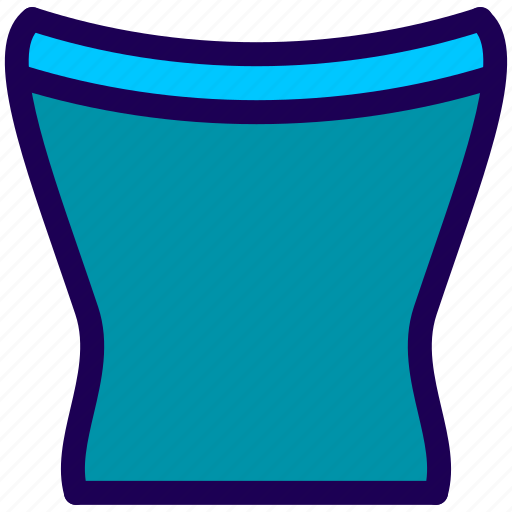 Clothing, fashion, short skirt, skirt icon - Download on Iconfinder