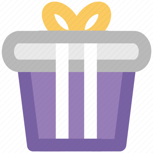celebrations, gift, gift box, party, present, ribbon tie, xmas gift icon