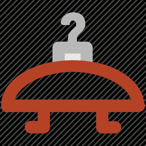 clothes hanger, coat hanger, dress, fashion, hanger, tailoring accessory, wardrobe icon
