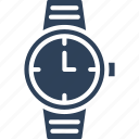 time, timepiece, timing, watch icon