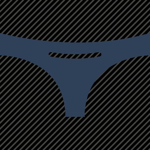 pantie, undergarments, underpants, underthings icon