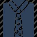 business dress, clothing, fashion, formal dress icon