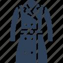 blazer, dress, formal wear, jacket icon