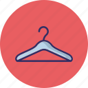 clothes hanger, fashion, hanger, tailoring accessory icon