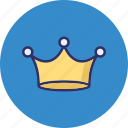 crown, designing, king, prince icon