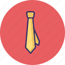 formal, necktie, official, tie icon