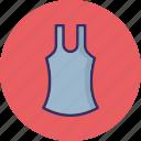underclothes, undershirt, undergarment, casual top