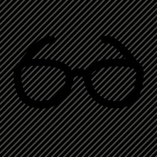 accessories, casual, cool, eye, fashion, glasses icon