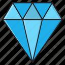 crystal, diamond, gem, jewel, stone